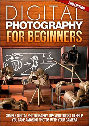 Digital Photography for Beginners book cover