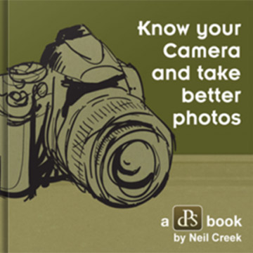 Basic digital photography book