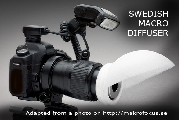 Swedish Macro Light Diffuser