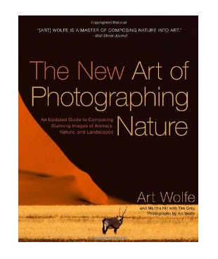 Art Wolfe Nature Photography Book