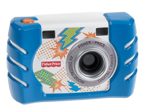 Fisher Price - Digital Camera For Kids