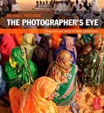 Cover image of photography book by Michael Freeman