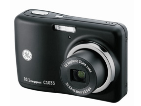 Kid's point-n-shoot digital camera