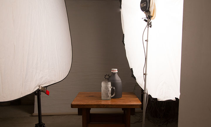 Light RAtio Demonstration Set-up