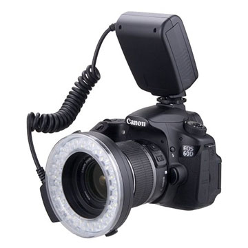 Macro ring flash for Canon