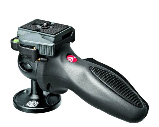 joystick tripod head
