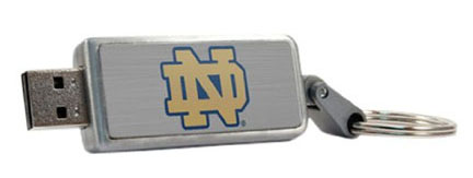 Notre dame Fighting Irish Flash Drive