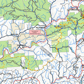PDF Loyalsock Trail Map