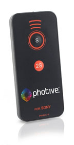 Photive Wireless Remote Camera Control