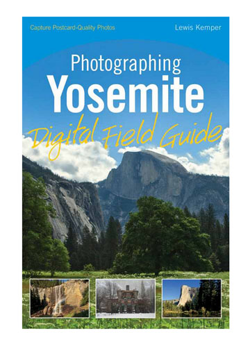 Photographing Yosemite - Book Cover