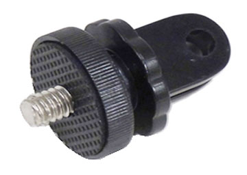 1/4 inch GoPro adapter for monopods