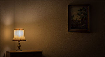 Single lamp lighting