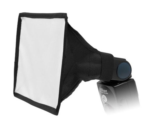 Softbox for speedlight