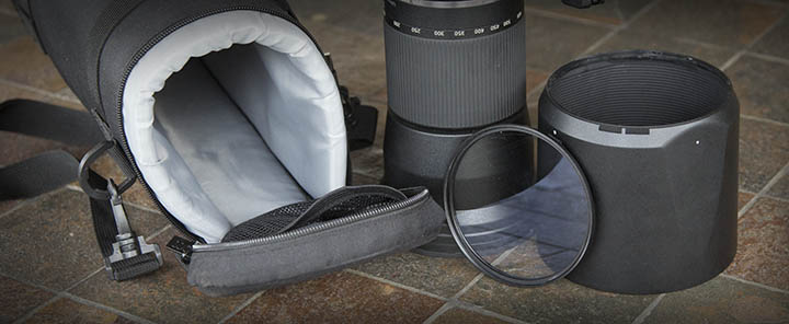 Accessories for Tamron 150-600mm lens