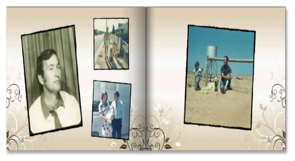 Example of truly unique photo books-sample 1