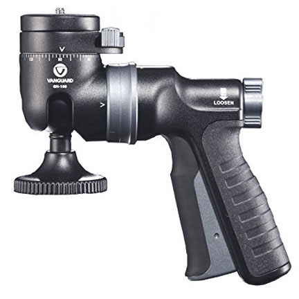 Vanguard Pistol-Grip Tripod Head