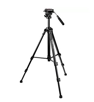 Specialty tripod for video