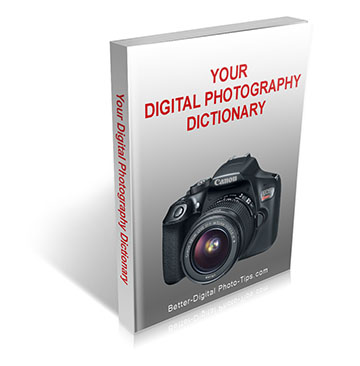 Dictionary of Photography Definitions