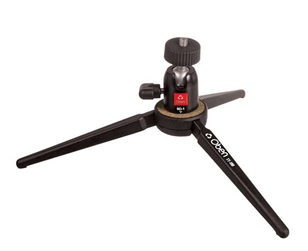 Tripod with wide base