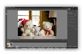 Photo of PhotoShop Elements 9 software