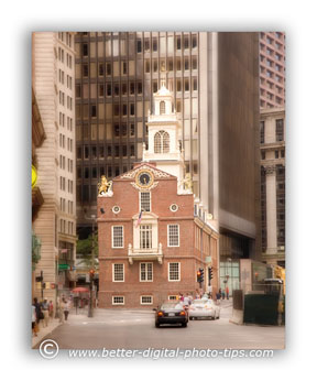 A mix of the old and the new in Boston
