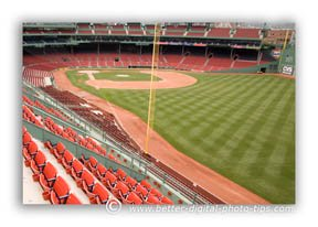 Right field stands