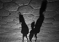 Shadow photo project children